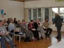 Lecture/Vortrag Gerlingen