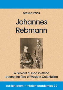 Rebmann Biography